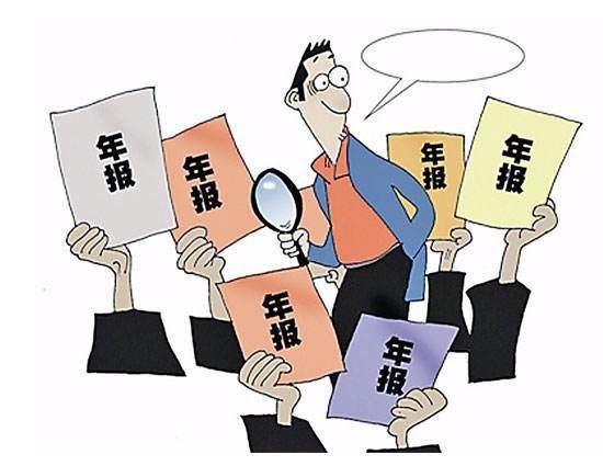 企业年度报告公示解析